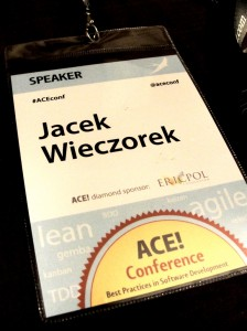 ACE! Conference 2012