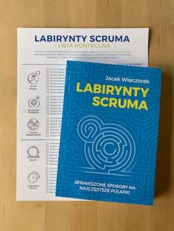 """Lista kontrolna """"Labiryntów Scruma"""""""